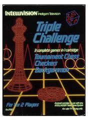 Triple Challenge per Intellivision