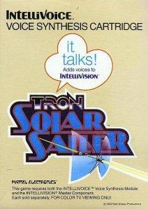 TRON Solar Sailer per Intellivision