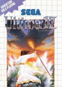 Ultima IV: Quest of the Avatar per Sega Master System