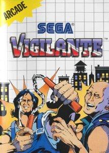 Vigilante per Sega Master System