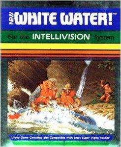 White Water per Intellivision