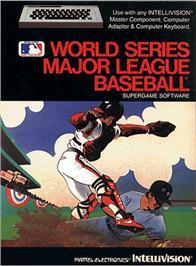 World Series Major League Baseball per Intellivision