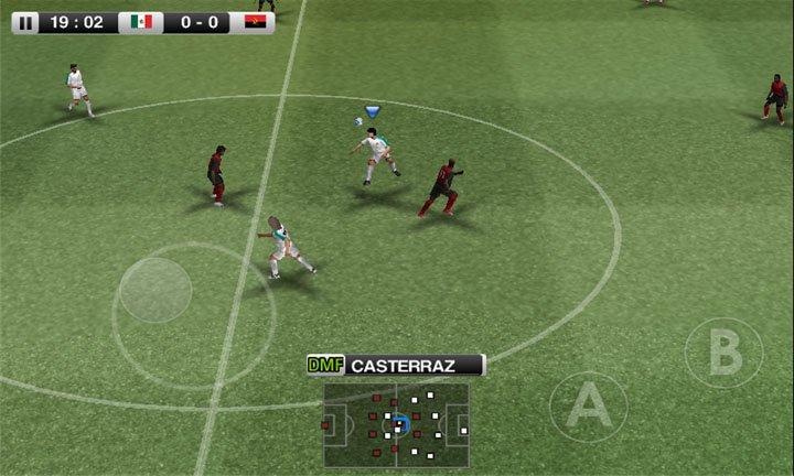 Pro Evolution Soccer 2012 disponibile su Windows Phone