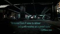 Armored Core V - Trailer di rilascio