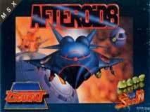 Afteroids per MSX