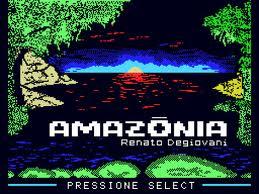 Amazônia per MSX