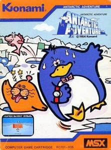 Antarctic Adventure per MSX