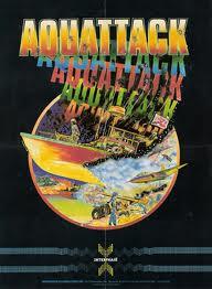 Aquattack per MSX