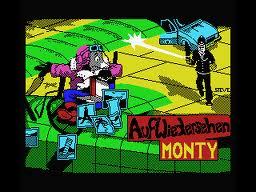 Auf Wiedersehen Monty per MSX