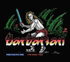 Barbarian per MSX