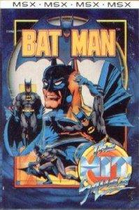 Batman per MSX