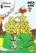 BC's Quest for Tires II: Grog's Revenge per MSX