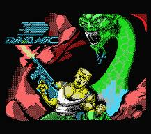 Bestial Warrior per MSX