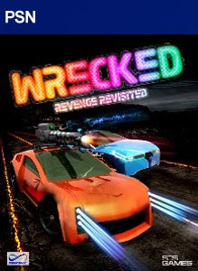 WRECKED - Revenge Revisited per PlayStation 3