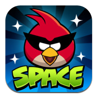 Angry Birds Space per iPhone