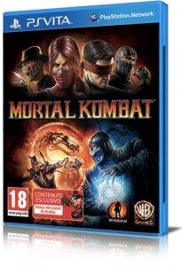 Mortal Kombat  per PlayStation Vita
