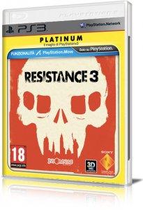 Resistance 3 per PlayStation 3