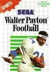 Walter Payton Football per Sega Master System
