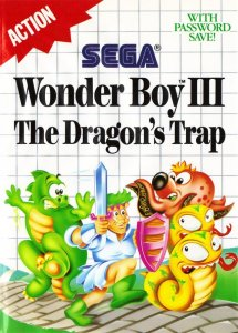 Wonder Boy III: The Dragon's Trap per Sega Master System