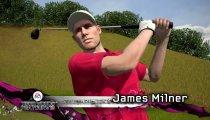 Tiger Woods PGA Tour 13 - Un trailer pieno di star
