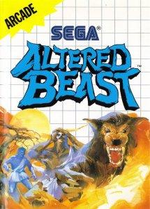 Altered Beast per Sega Master System