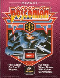 Bosconian per MSX