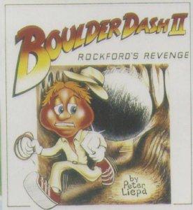 Boulder Dash II: Rockford's Revenge per MSX