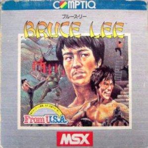 Bruce Lee per MSX