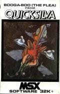 Bugaboo (The Flea) per MSX