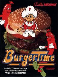 BurgerTime per MSX