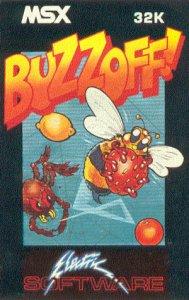 Buzz Off! per MSX