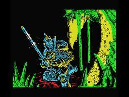 Camelot Warriors per MSX