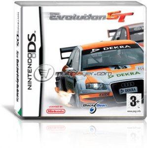 Evolution GT per Nintendo DS