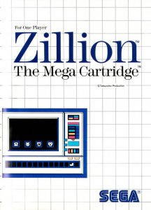 Zillion per Sega Master System