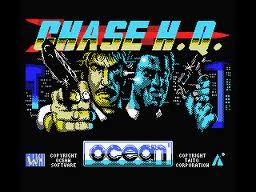 Chase H.Q. per MSX