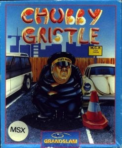 Chubby Gristle per MSX