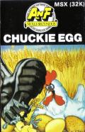 Chuckie Egg per MSX