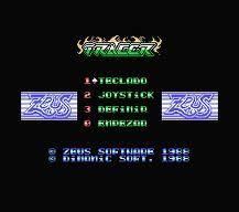 Comando Tracer per MSX