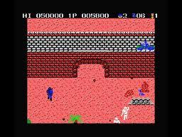 Commando per MSX