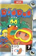Dig Dug per MSX