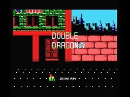 Double Dragon per MSX