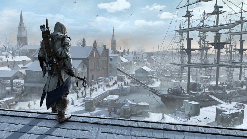Sarà Desmond il vero protagonista di Assassin's Creed III?