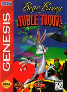 Bugs Bunny in Double Trouble per Sega Mega Drive