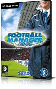 Football Manager 2005 per PC Windows