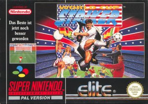 World Cup Striker per Super Nintendo Entertainment System