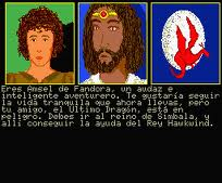 Dragonworld per MSX