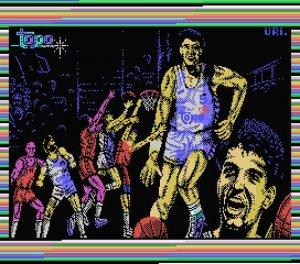 Drazen Petrovic Basket per MSX