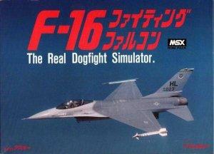 F-16 Fighting Falcon per MSX
