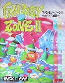 Fantasy Zone II: The Tears of Opa-Opa per MSX