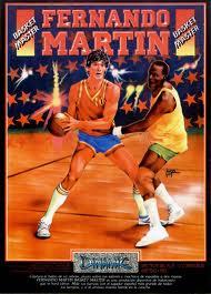 Fernando Martín Basket Master per MSX